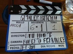 """Spoiler, bitch!"" - Piloto"