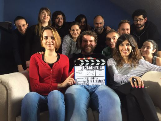 "Equipo webserie ""Spoiler, bitch!"""