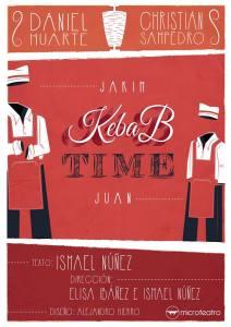 kebab-time-poster